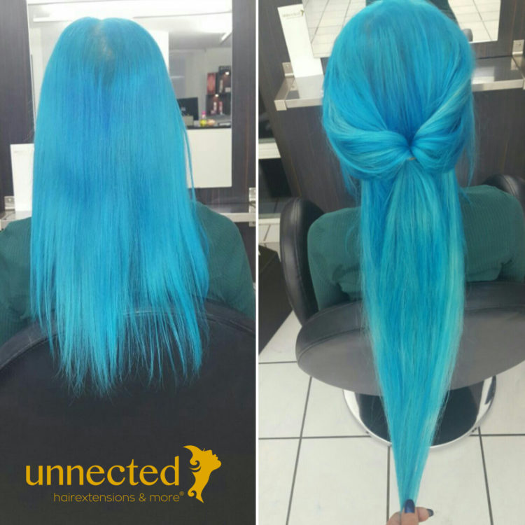 Nano ring hair extensions vorher nachher by unnected
